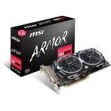 Placa video MSI Radeon RX 580 Armor OC 8GB DDR5 256-bit