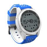 Smartwatch F3 Sport | autonomie 12 luni | rezistent la apa | barometru | notific, Otel inoxidabil