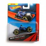 2 Cool Moto cu motociclist - Hot Wheels, Mattel