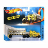 Fuel and Fire - Hot Wheels, Mattel