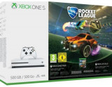 Consola Microsoft Xbox One S 500GB + Rocket League (Alba)