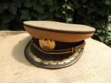 Cascheta, chipiu de artilerie, RSR