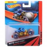Wastelander cu motociclist - Hot Wheels, Mattel