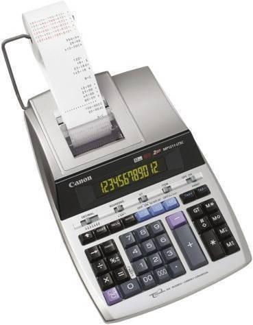 Calculator de birou Canon MP 1211-LTSC Grey