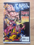 CABLE #28 - MARVEL COMICS
