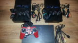 Playstation 2 ps 2 ps2 play station 2 SONY modat + joc masini Need for Speed NFS