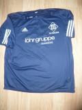 Tricou al Echipei Fotbal Koblenz Germania ,marca Adidas ,masura XL