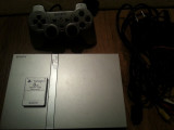 Playstation 2 ps 2 ps2 play station 2 SONY modat + joc GTA  GranTheft Auto