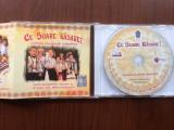 Ce soare rasarea colinde romanesti autentice corul troita cd disc muzica colinde