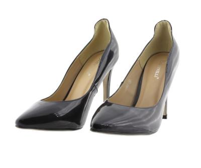 Pantofi stiletto BOTINELLI, nr 39, toc aprox 10,5 cm, noi foto