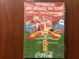 Fotbalul ne uneste pe toti dvd video film ronaldo sigilat 2008