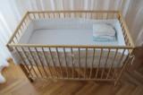 Patut bebe IKEA - Set Complet, 125X65cm, Maro