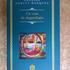 Gabriel Garcia Marquez - Un veac de singuratate {Rao, 2015}