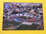 "Foto-carte postala Stadionul de fotbal ""OBLEMENCO'(UNIVERSITATEA Craiova)"