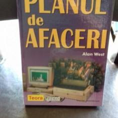 PLANUL DE AFACERI - ALAN WEST