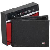 Portofel TOMMY HILFIGER Negru - Portofele Barbati - Piele - 100% AUTENTIC, Calvin Klein
