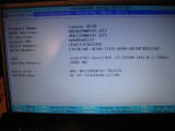 Placa de baza  laptop LENOVO G570 functionala , socket pt procesor intel  , ddr3