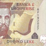 ALBANIA █ bancnota █ 200 Leke █ 2012 █ P-71b █ UNC █ necirculata