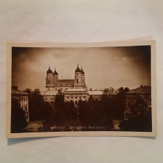IASI-SEMINARUL VENIAMIN COSTACHE-CARTE POSTALA ANII 30, Necirculata, Fotografie