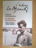 Ludwig Wittgenstein - O privire filozofica