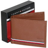Portofel TOMMY HILFIGER - Portofele Barbati - Piele - 100% AUTENTIC, Negru, Calvin Klein
