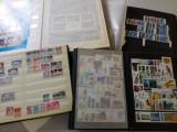 Cutie mare cu materiale filatelice diverse, si nu numai!, Stampilat