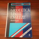 Gramatica Limbii Engleze - Morfologia