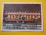 Foto fotbal FC PETROLUL PLOIESTI (sezonul 1984/1985)