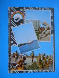 HOPCT  37695  ROMANIA LITORAL 1970  -CT-CIRCULATA