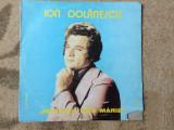 Ion dolanescu neuitata mea marie album disc vinyl lp muzica populara folclor, VINIL, electrecord