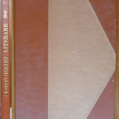 Convorbiri literare , nr. 1 , 1941 , legatura piele , semnatura Octavian Goga ?