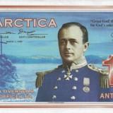 ANTARCTICA █ bancnota █ 10 Dollars █ 1996 █ UNC █ necirculata █