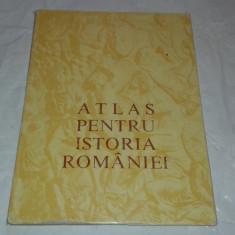 ATLAS PENTRU ISTORIA ROMANIEI ~ colectiv de 8 autori ~