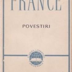 Povestiri Anatole France