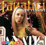 Compilatie Cat Music din 1999 - Fanatici De Fanatici (1 CD)