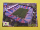 """Foto-carte postala Stadionul de fotbal """"GHENCEA"""" (STEAUA Bucuresti)"""
