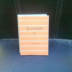 POEZII - SCHILLER
