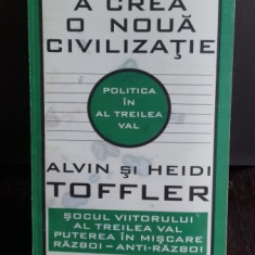 POLITICA IN AL TREILEA VAL - ALVIN SI HEIDI TOFFLER