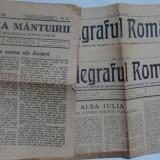 Ziare vechi- Calea mantuirii, 1946 - Telegraful Roman, Alba-Iulia si Sibiu, 1975