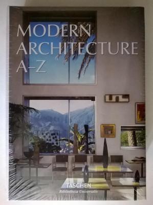 Modern Architecture A-Z {Taschen} foto