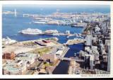 Vedere carte postala  Port of Yokohama, Japonia, necirculata