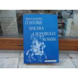 O istorie sincera a poporului roman , Florin Constantiniu , 2011