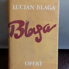 OPERE - LUCIAN BLAGA VOLUMUL 2 POEZII