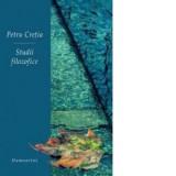 Studii Filozofice - Petru Cretia