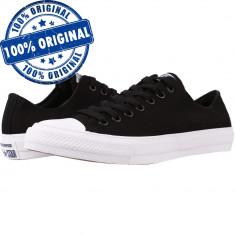 Pantofi sport Converse Chuck Taylor All Star II Ox pentru femei - tenisi panza