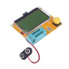 APARAT de MASURA pt. inductanta , tranzistori , thyristori condensatoare triac