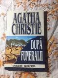 Dupa funeralii Agatha Christie, Agatha Christie