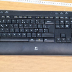 Tastatura Desktop Logitech K520 defecta (55293)