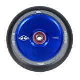 Roata Trotineta AO Helium 110mm blue + Abec 9, AO SCOOTERS