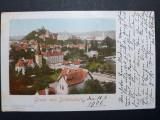 SIGHISOARA - ANUL 1901 - CLASICA - CIRCULATA SIGHISOARA BRASOV, Fotografie